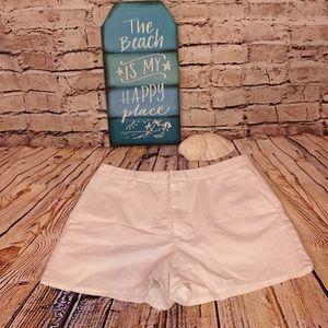 CK Chino Shorts Twill Shorts White size 12